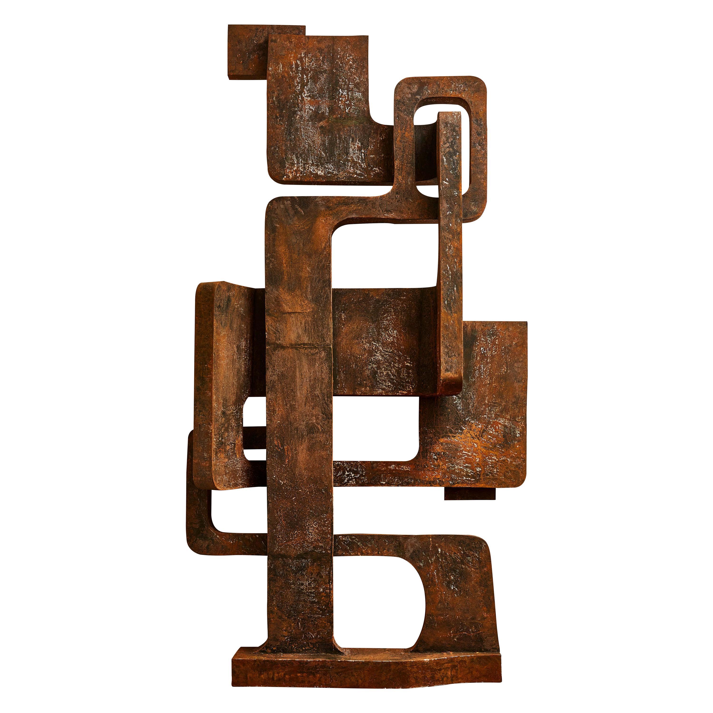 Brutalist Sculpture, 1968