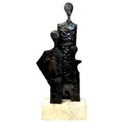 Brutalist Sculpture by Marcello Fantoni for Raymor