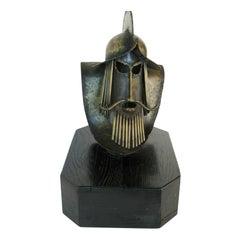 Brutalist Sculpture Conquistador / Don Quixote 1960s