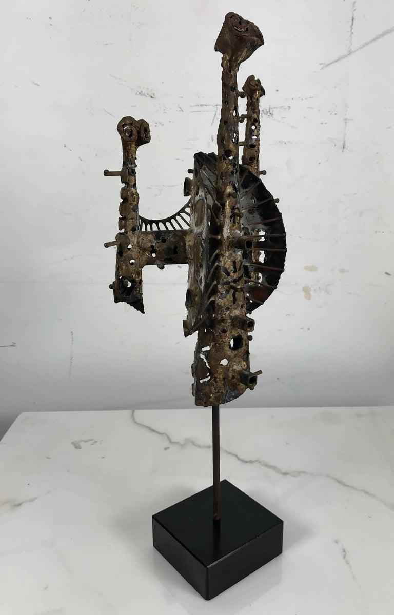 Italian Brutalist Sculpture