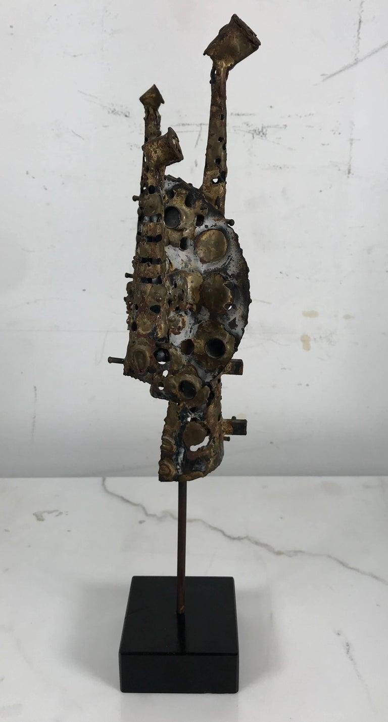 20th Century Brutalist Sculpture