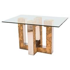 Brutalist Table, c1970