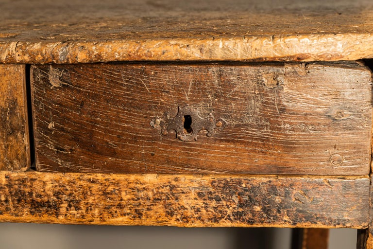 Brutalist Table, Spain, Late 18th Century For Sale 4