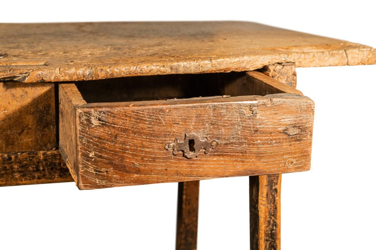 Brutalist Table, Spain, Late 18th Century For Sale 9
