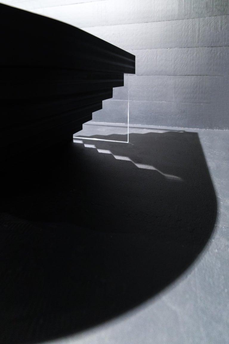 Brutiful Geometric Coffee Table by Birnam Wood Studio For Sale 11