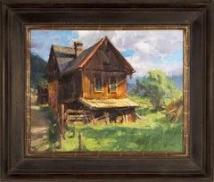"""""""Midway Farmyard"""" by Bryan Mark Taylor"""