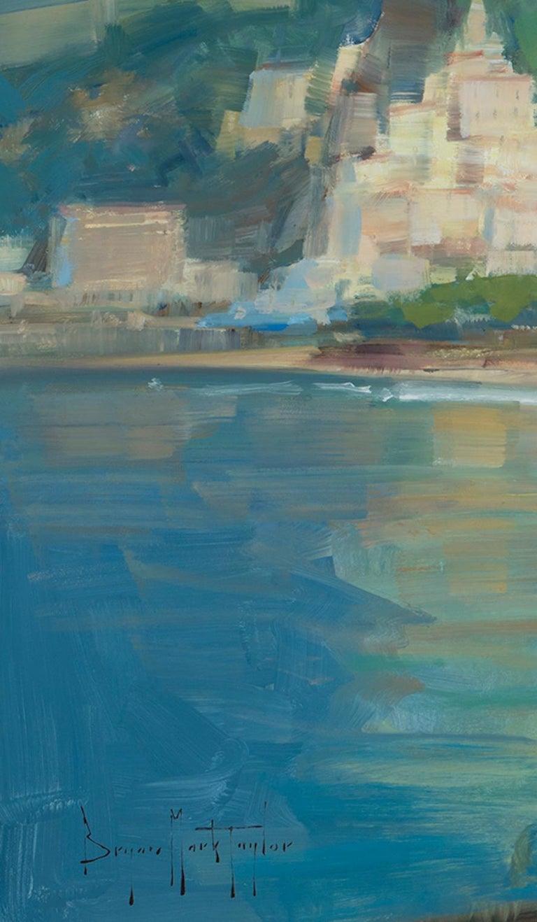 Modern Impressionist Seascape