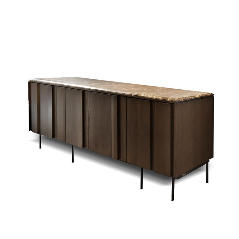 Modern Bryant Sideboard by Collector For Sale