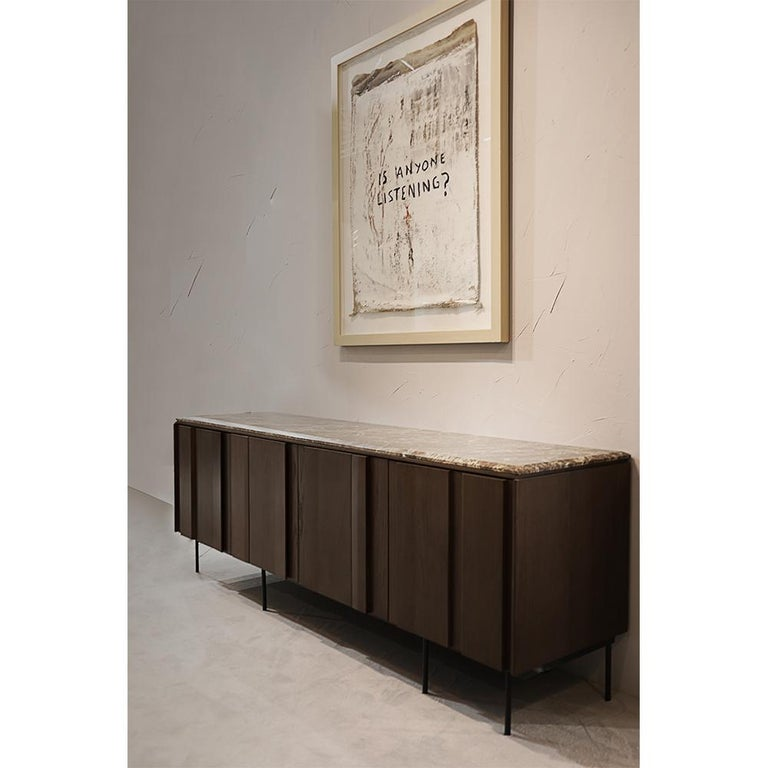 Contemporary Bryant Sideboard by Collector For Sale