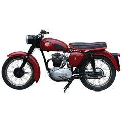 BSA C15 Motorcycle, 250cc, Isle of Man Registered