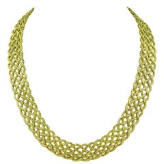 Buccellati Crepe de Chine Necklace