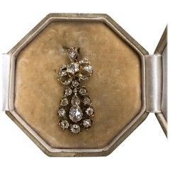 Buccellati Diamond Gold Pendant