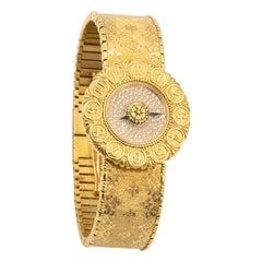 Buccellati Eliochron Timepiece