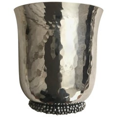 Buccellati Handmade Sterling Silver Drinks Cup