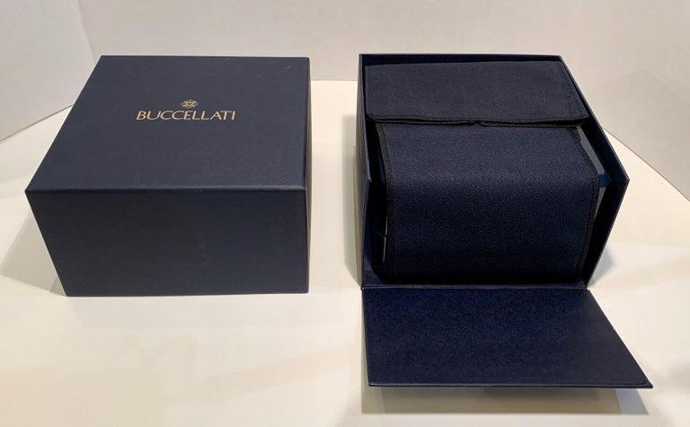 Buccellati Ladies Watch Milano Dal 1919 Agalma Damasco Agalmachron Ruby 18K Gold For Sale 1
