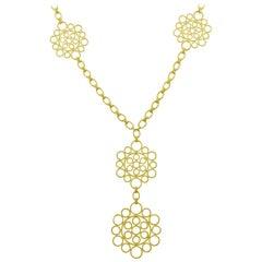 Buccellati Maria Gold Necklace