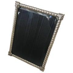 Buccellati Sterling Silver Picture Frame ''Torsade''