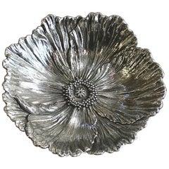 "Buccellati Sterling Silver ""Poppy"" Bowl"