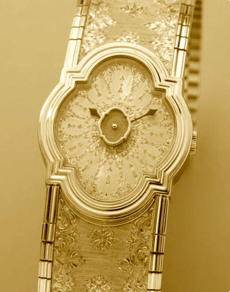 Renaissance Revival Buccellati Yellow Gold Limited Edition Arischron For Sale
