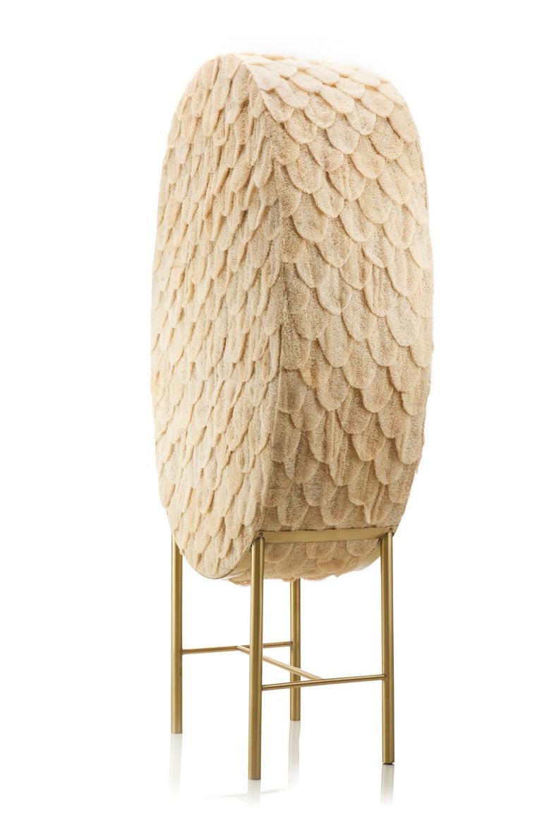 Arts and Crafts Bucha Soberana Contemporary Cabinet For Sale