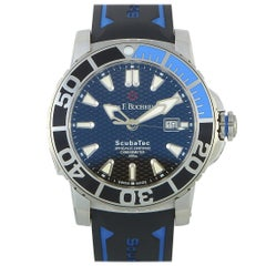 Bucherer Carl F. Bucherer Patravi ScubaTec Watch 00.10632.23.33.21