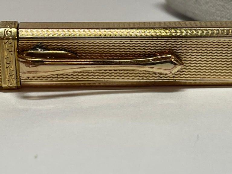 Bucherer Mechanical Pencil Watch For Sale 1