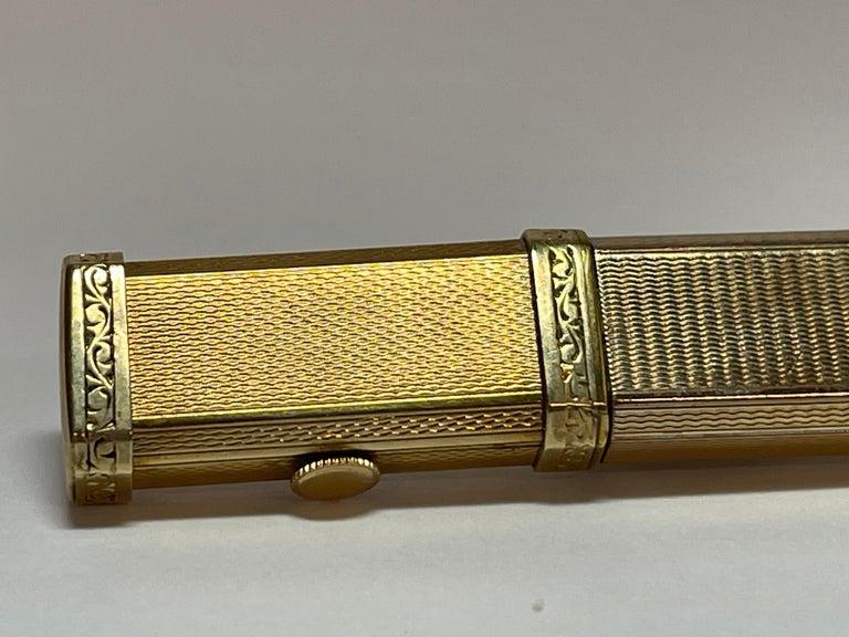Bucherer Mechanical Pencil Watch For Sale 2