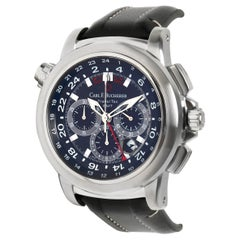 Bucherer Patravi Traveltec 00.10620.08.33.01 Men's Watch in Stainless Steel