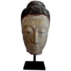 Buddha Sukhothai Style, circa 15th-16th Century