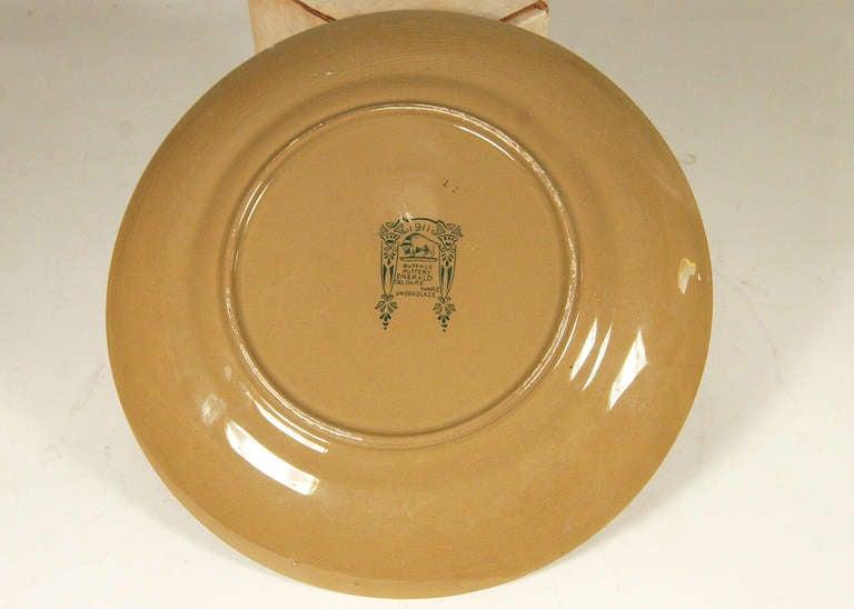 American Buffalo Pottery Deldare