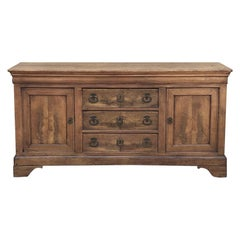 Buffet, 19th Century French Louis Philippe Period in Cherrywood