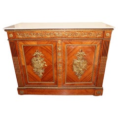 "Buffet d'Apparat Stamped From ""grohé Paris"""