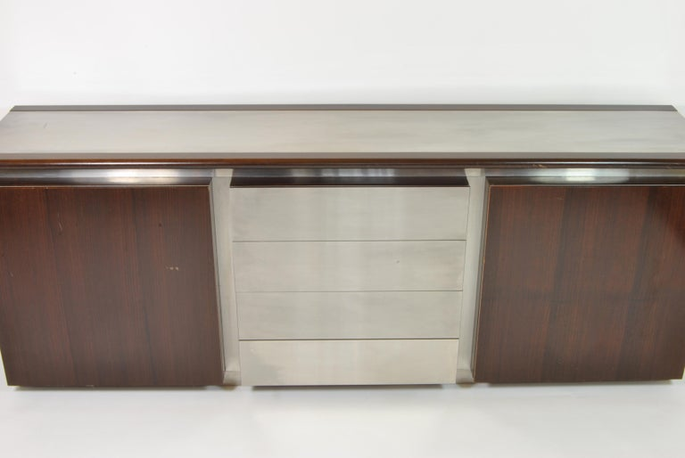 Italian Buffet, Design L. Acerbis and G. Stoppino for Acerbis International, Italy, 1960 For Sale