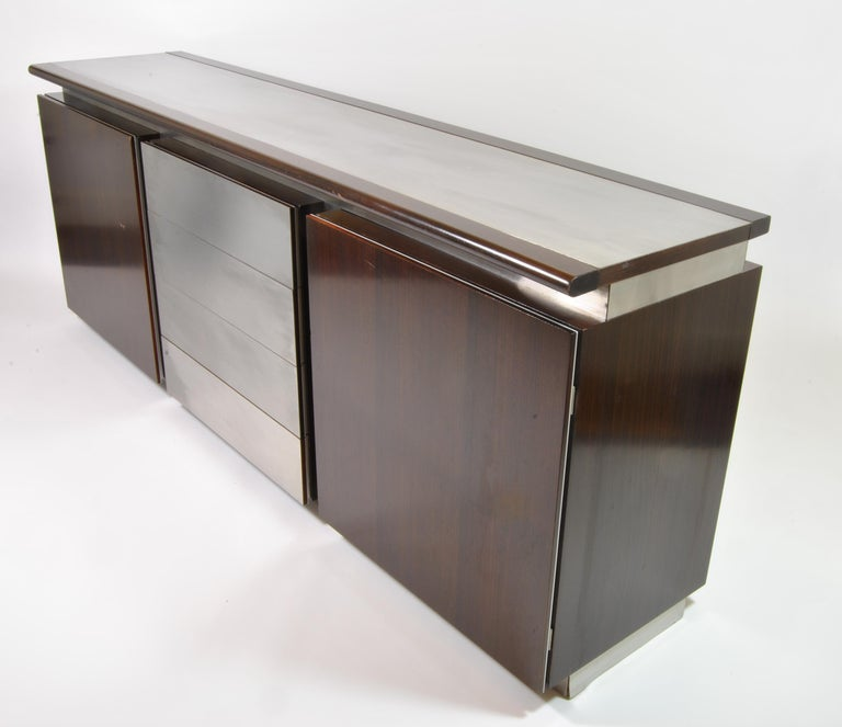 Buffet, Design L. Acerbis and G. Stoppino for Acerbis International, Italy, 1960 In Good Condition For Sale In Napoli, IT
