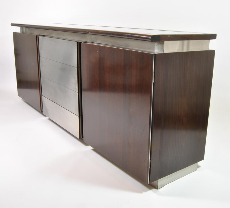 Buffet, Design L. Acerbis and G. Stoppino for Acerbis International, Italy, 1960 For Sale 1