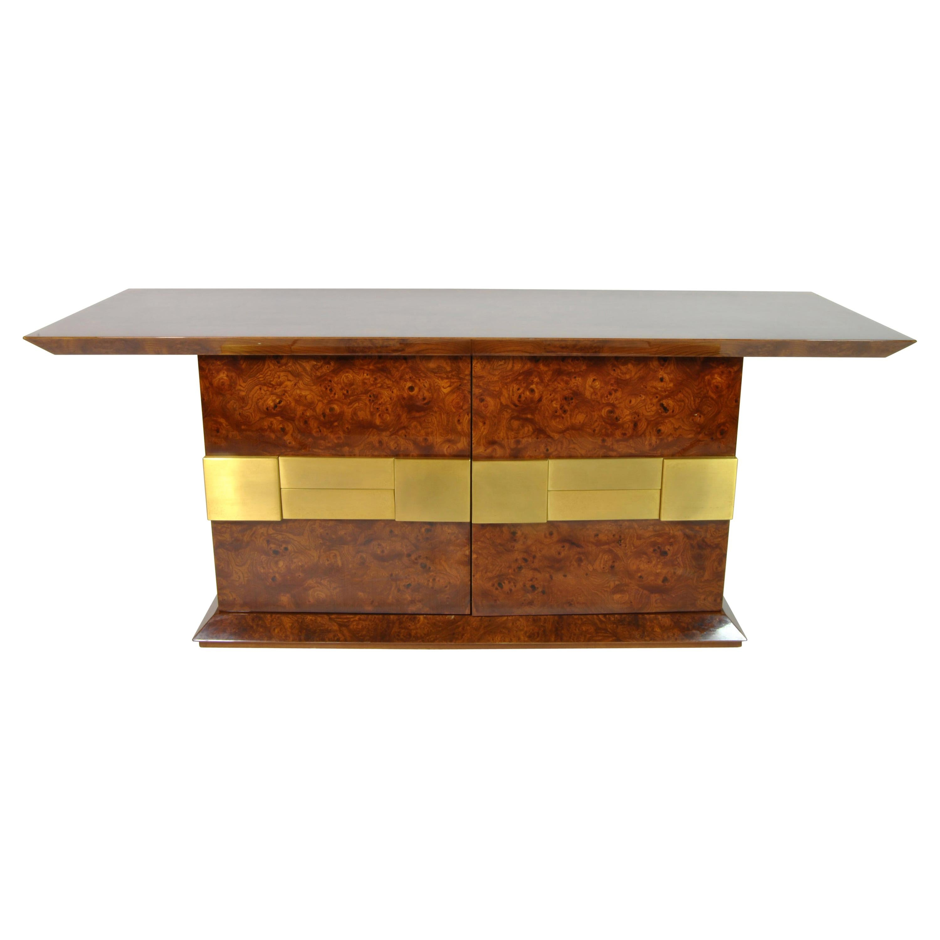 Buffet, Design Luciano Frigerio, Italy, 1970