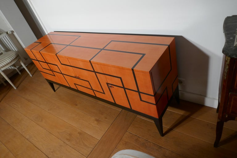 Marquetry Buffet