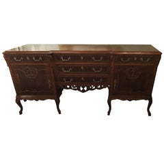 Buffet/Sideboard from Spain, circa 1900