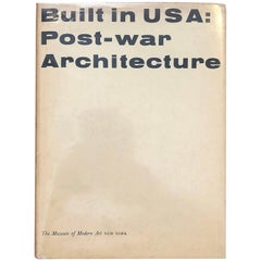 Built in USA Post-War Architecture