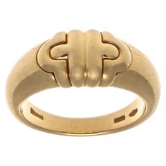 Bulgari 18 Karat Parentesi Ring