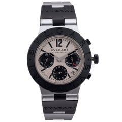 Bulgari Aluminium Diagono Chronograph Automatic Wristwatch