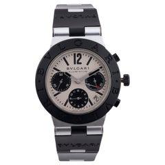 Bulgari Aluminum Diagono Chronograph Automatic wristwatch