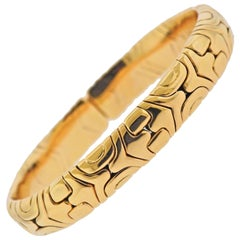 Bulgari Alveare Gold Bracelet