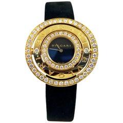 Bulgari Astrale Ladies Quartz Wristwatch in 18 Karat Yellow Gold