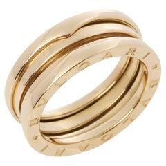 Bulgari B Zero 1 Three-Row Band Ring