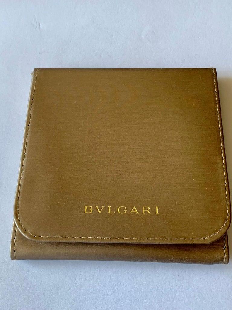 Bulgari BB 26 GGD 18 Karat Yellow Gold Ladies Watch For Sale 2