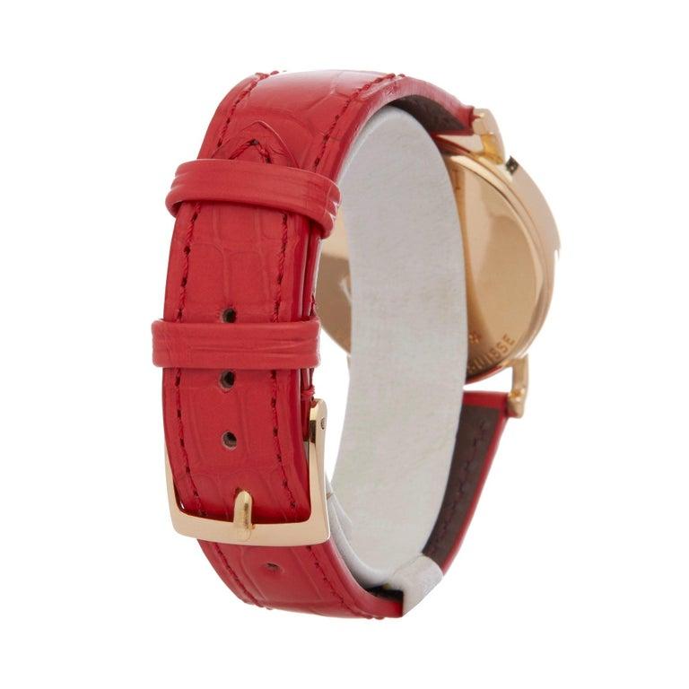 Bulgari Bulgari B-Zero BB 30 GL Ladies Yellow Gold Watch For Sale 1