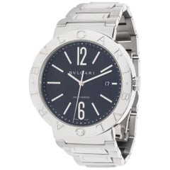 Bulgari Bvlgari Bvlgari BB 42 SS AUTO Men's Watch in Stainless Steel