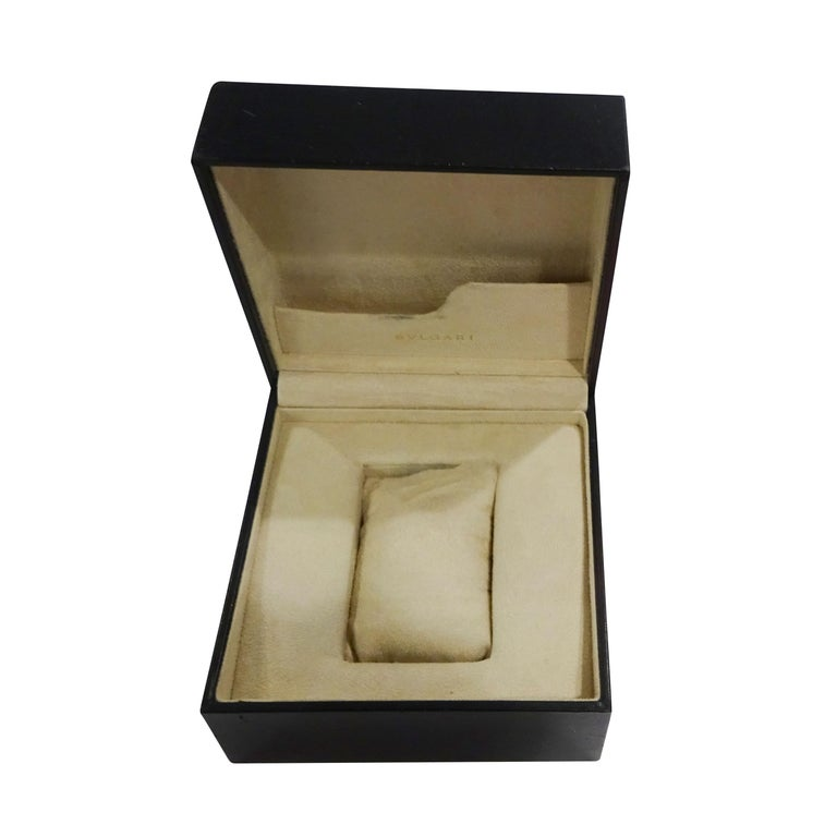 Bulgari Bvlgari Bvlgari BBP41GL Men's Watch in 18 Karat Rose Gold For Sale 2