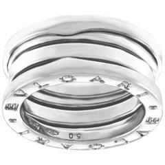 Bulgari B.Zero White Gold Ring